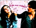 Ian and Nina - damon-and-elena-and-ian-and-nina fan art