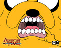 Jake Mouth - adventure-time-with-finn-and-jake wallpaper