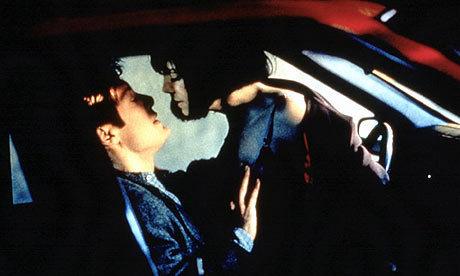 James Spader in Crash
