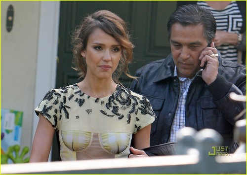 Jessica Alba: Jimmy Kimmel Live on Sunday!