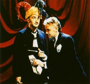 John and Roger Taylor