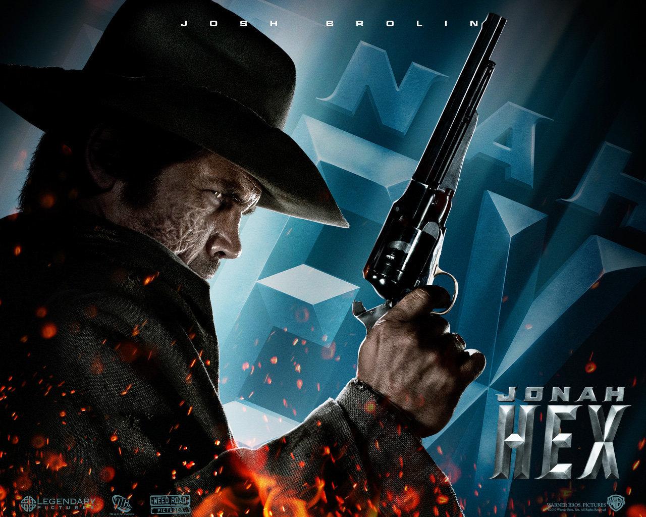 Upcoming movies jonah hex 2010