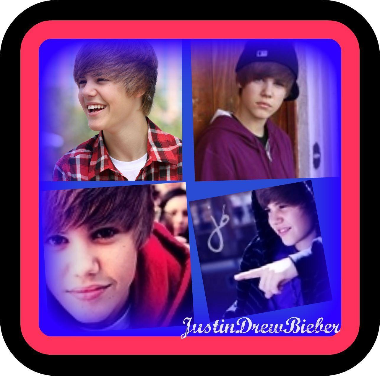 Justin Bieber Collage - Justin Bieber Fan Art (12994999) - Fanpop