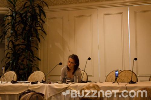 L.A. Press Conference Photos