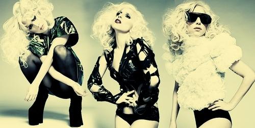 Lady GaGa Fanart.