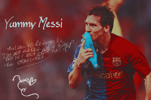 Lionel Andrs Messi - lionel-andres-messi Fan Art