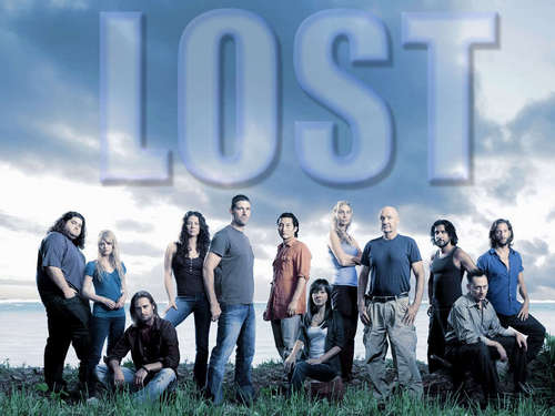 Lost wallpaper entitled Lost Cast