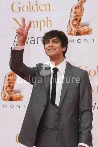 Luca at the 50th Monte-Carlo TV Festival
