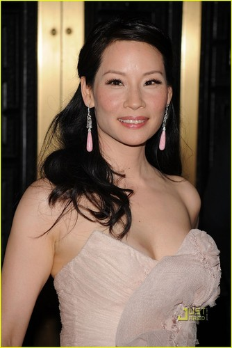 Lucy Liu - Tony Awards 2010