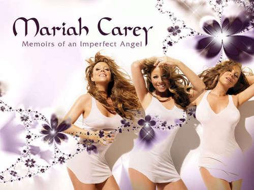 Mariah Memoirs wallpaper