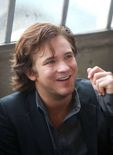 michael welch images Michael At Press Day for Twilight Saga Eclipse - June 9th, 2010 wallpaper and background photos