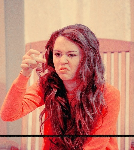 Miley x