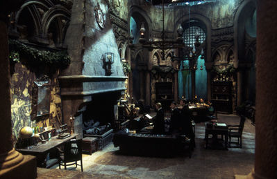 Filem & TV > Harry Potter & the Chamber of Secrets (2002) > Behind the Scenes
