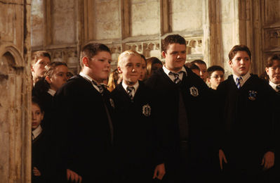 Movies & TV > Harry Potter & the Chamber of Secrets (2002) > Behind the Scenes
