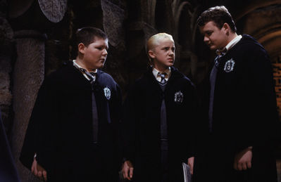 filmes & TV > Harry Potter & the Chamber of Secrets (2002) > Behind the Scenes