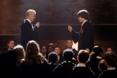 Filme & TV > Harry Potter & the Chamber of Secrets (2002) > Behind the Scenes