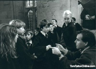 Filme & TV > Harry Potter & the Philosophers Stone (2001) > Behind The Scenes