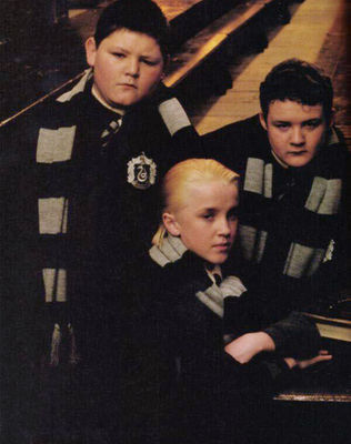 Film & TV > Harry Potter & the Philosophers Stone (2001) > Behind The Scenes