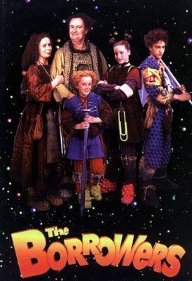 Movies & TV > The Borrowers (1998) > Posters