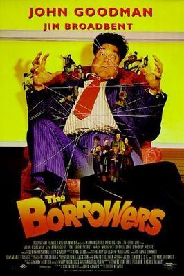 Film & TV > The Borrowers (1998) > Posters