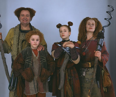 Tom Felton wallpaper called Movies & TV > The Borrowers (1998) > Stills