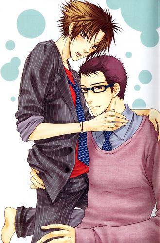 Mu & Maru - Otona Keikenchi manga