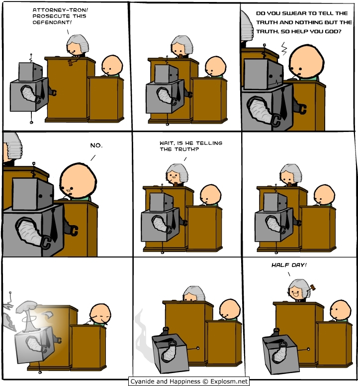 New Cyanide and Happiness Comics