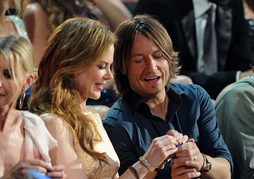 Nicole and Keith CMT Awards