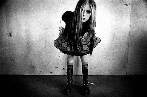 avril lavigne old pictures. OLD Avril