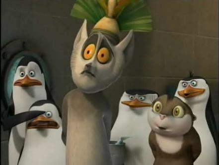 पेंग्विन्स ऑफ मॅडगास्कर वॉलपेपर entitled Penguins of Madagacar Caption Contest 007 (Grand Reopening!!!)