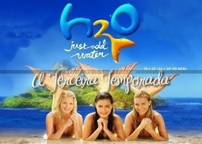 Poster, season 3 - h2o-just-add-water photo