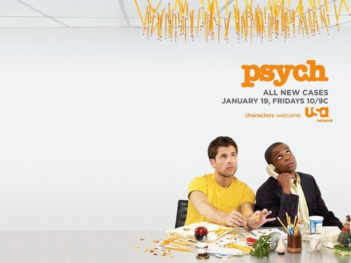 Psych wallpaper titled Psych Wallpaper