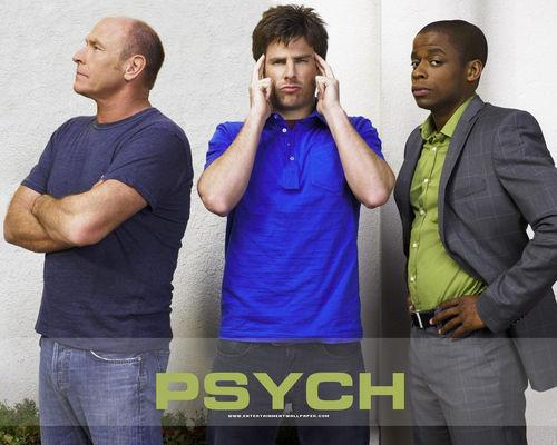 Psych wallpaper