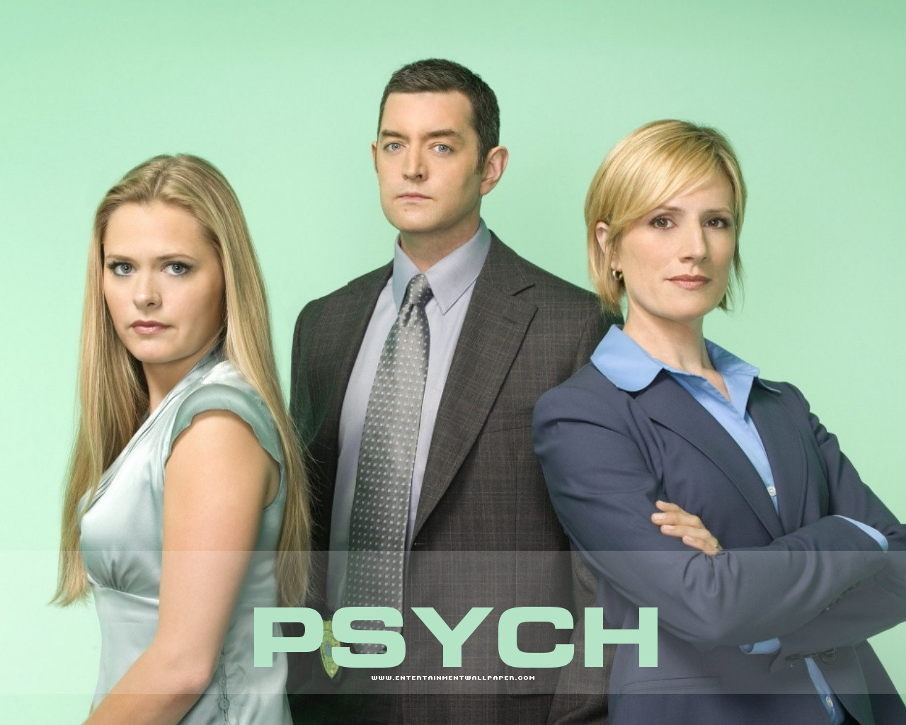 Psych Psych Wallpaper