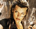 Resident Evil : Afterlife (2010) - upcoming-movies wallpaper