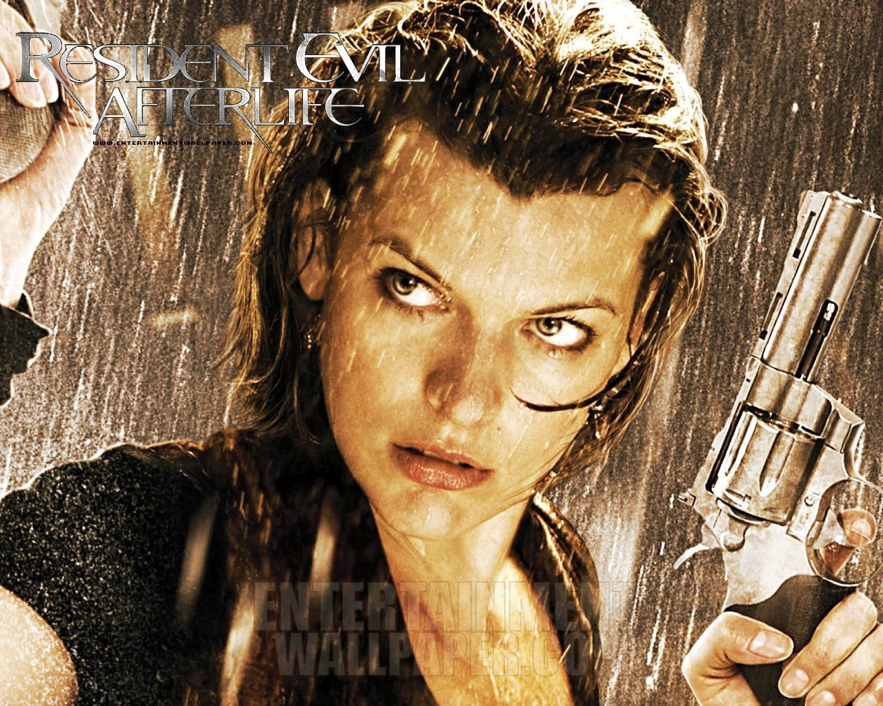 Resident Evil Afterlife 2010 Upcoming Movies Wallpaper 12940811 Fanpop