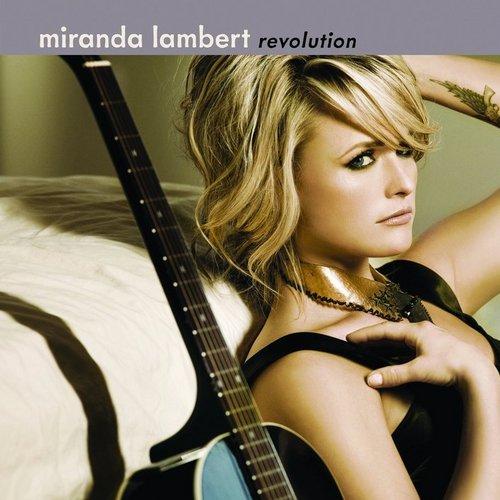 Miranda Lambert Revolution Photoshoot
