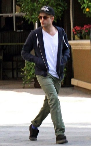 Rob in Beverly Hills