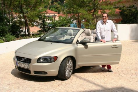 Roger Moore real car