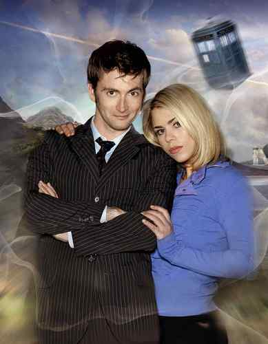 Rose Tyler Series 2 of Doctor Who