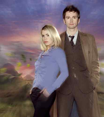 Rose Tyler wallpaper called Rose Tyler in Doctor Who Series 2