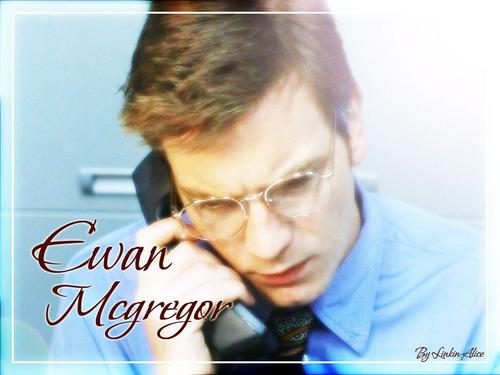 Ewan McGregor fondo de pantalla called Rouge trader