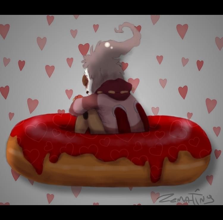Sn Love Donut Stranger Number Fan Art 12909274 Fanpop