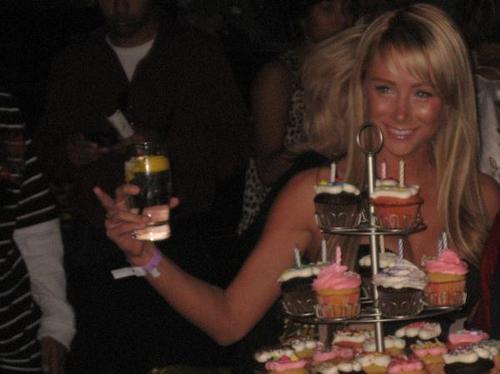 Sara's birthday party 2009