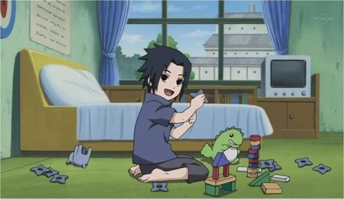 Sasuke Uchiha Cute