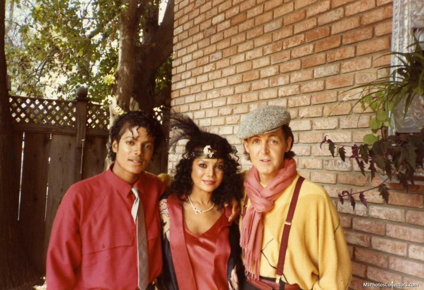 Say, Say, Say, what you want..