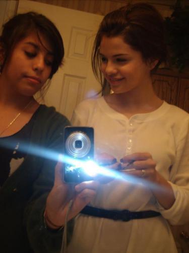 Selena Gomez Rare Pictures