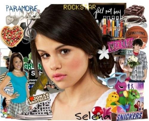 Selena by aj