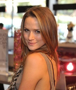 """Shantel VanSanten Attends Alex And Ani's """"Create your own Bangle Bar"""" Launch Party"""