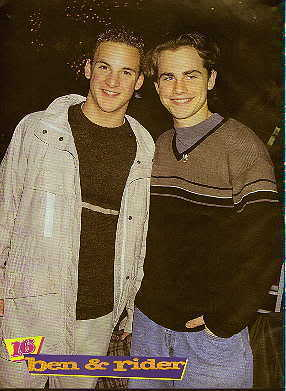Shawn and Cory